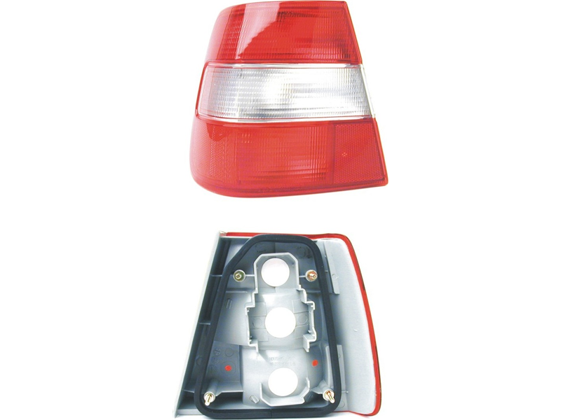 9126962 URO Parts Tail Light; Left Outer