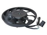 UR-99662413500 URO Parts Auxiliary Cooling Fan Assembly; w/ Resistor