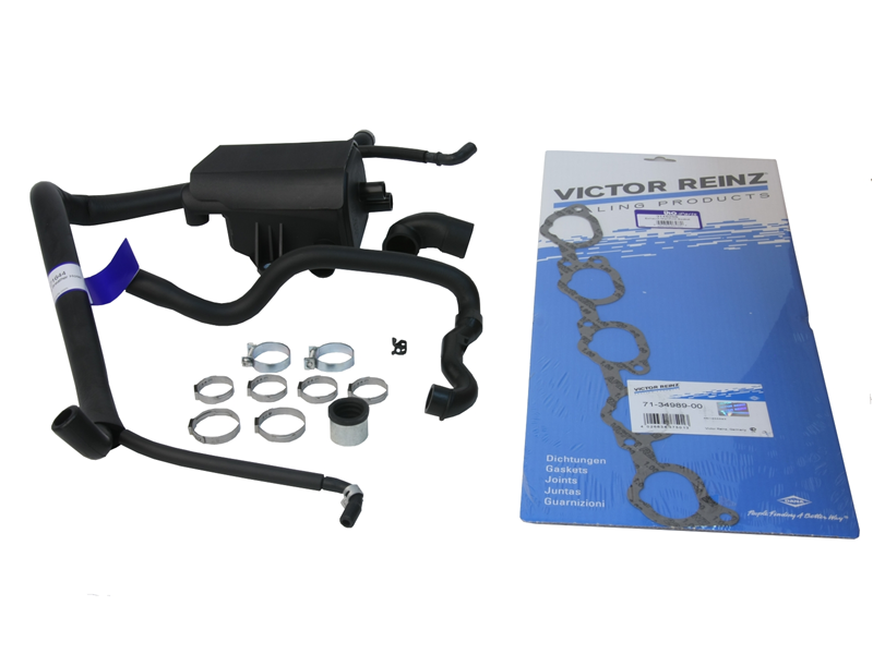 UR-VO850PCVKIT URO Parts PCV Valve Oil Trap Kit