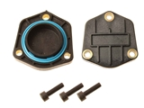 V102638 Vaico Oil Pan; Cover Plate for Oil Level Sensor Hole