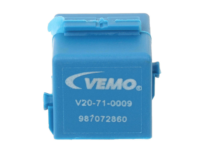 V20710009 Vemo Auxiliary Engine Cooling Fan Relay