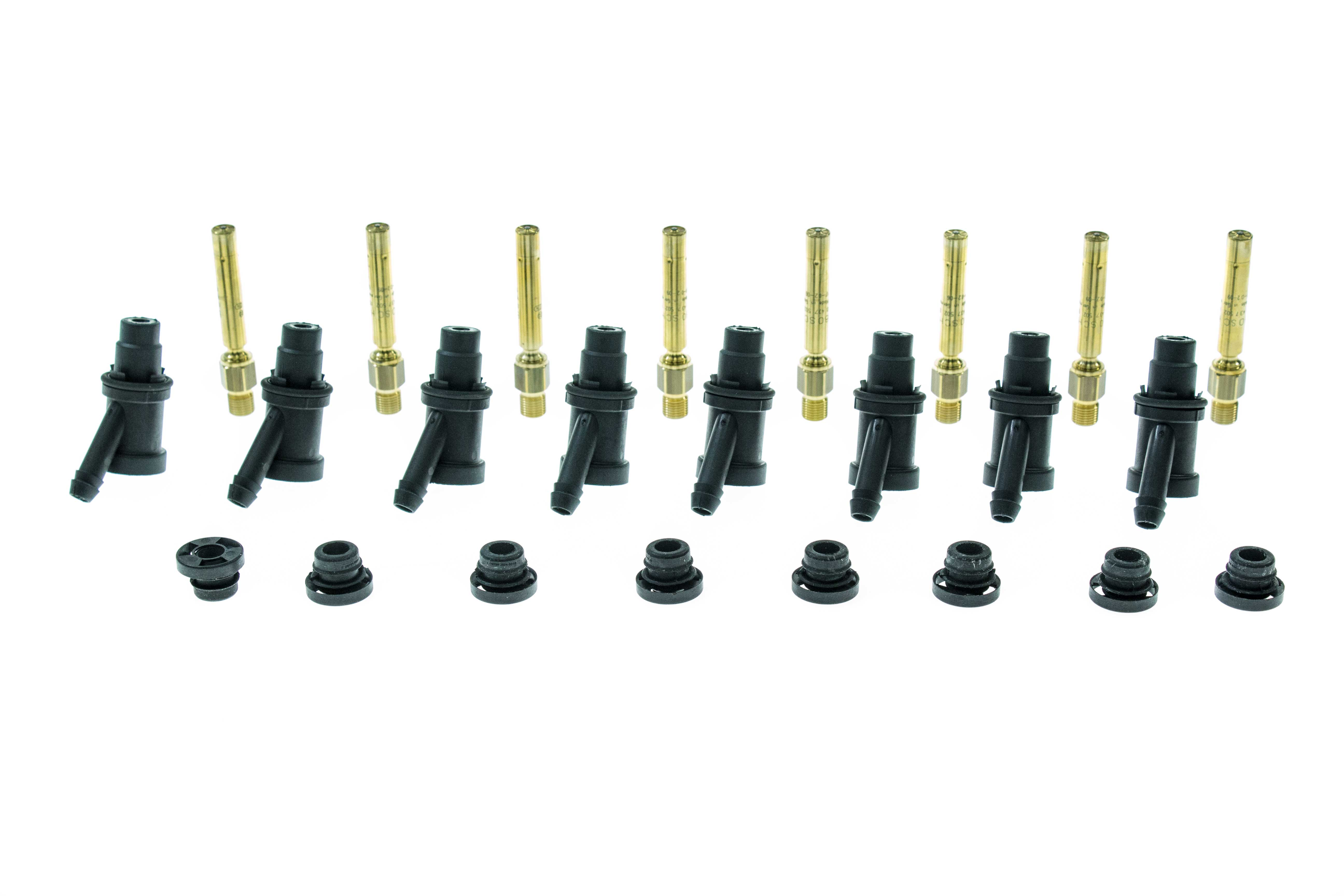 V8CISKIT AAZ Preferred Fuel Injector; Injectors, Seals, Holders; KIT