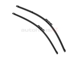 31457762 SWF - Valeo Windshield Wiper Blade Set; Front