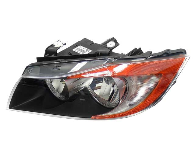 63116942725 Valeo Headlight Assembly; Left; Halogen