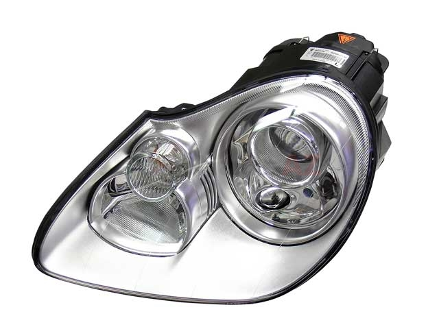 95563115751 Valeo Headlight Assembly; Left; Xenon