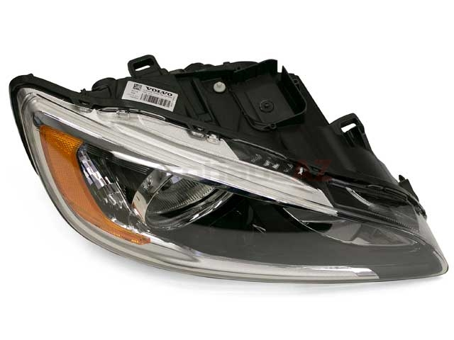 31420288 Genuine Volvo Headlight Assembly; Right
