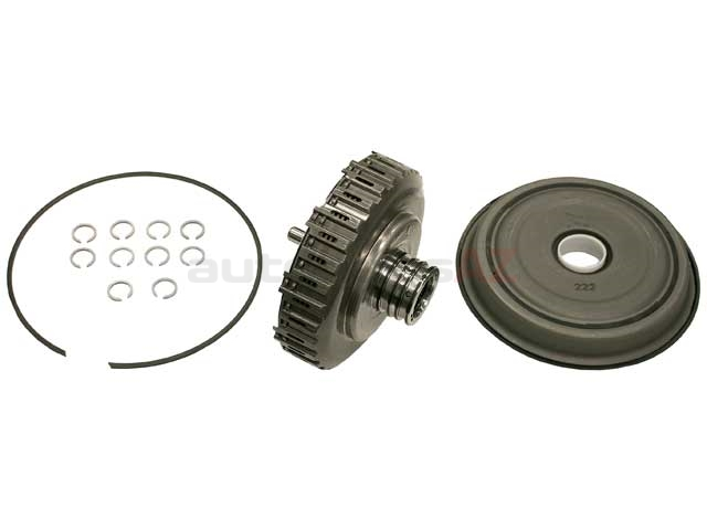 02E398029B Genuine VW/Audi Clutch Kit