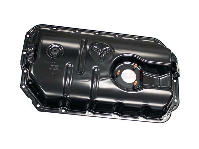 06E103604K Genuine VW/Audi Oil Pan; Lower