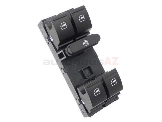 VW-1K4959857CREH Genuine VW/Audi Power Window Switch