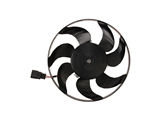 VW-1KM959455E Genuine VW/Audi A/C Condenser Fan