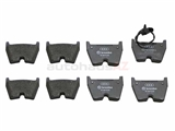 VW-420698151F Genuine Audi Brake Pad Set