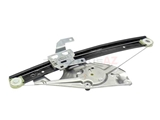 VW-4B0839462 Genuine VW/Audi Window Regulator; Rear Right