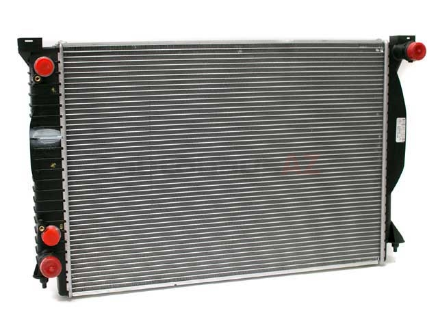 8E0121251AB Genuine Audi Radiator; Main Radiator