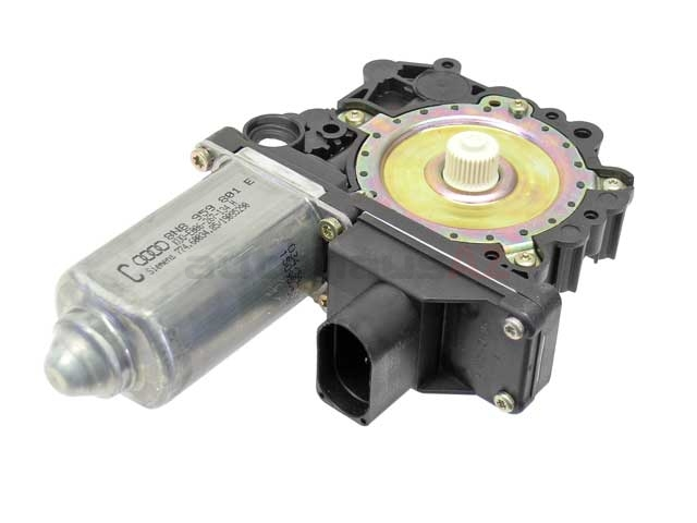 8N8959801E Genuine Audi Power Window Motor