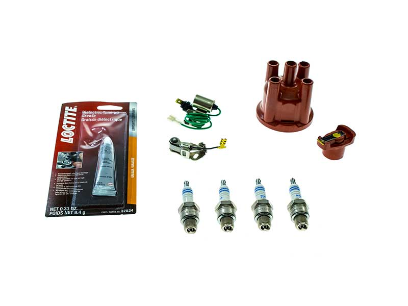 Tune Up Prices >> Aaz Preferred Vw009tuneupkit Ignition Tune Up Kit Cap Rotor Points Condenser Plugs Kit Porsche Vw