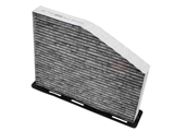 VW06126CP1 Micronair Cabin Air Filter; With Activated Charcoal