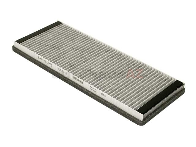 VW97125CP1 Micronair Cabin Air Filter; Charcoal Activated