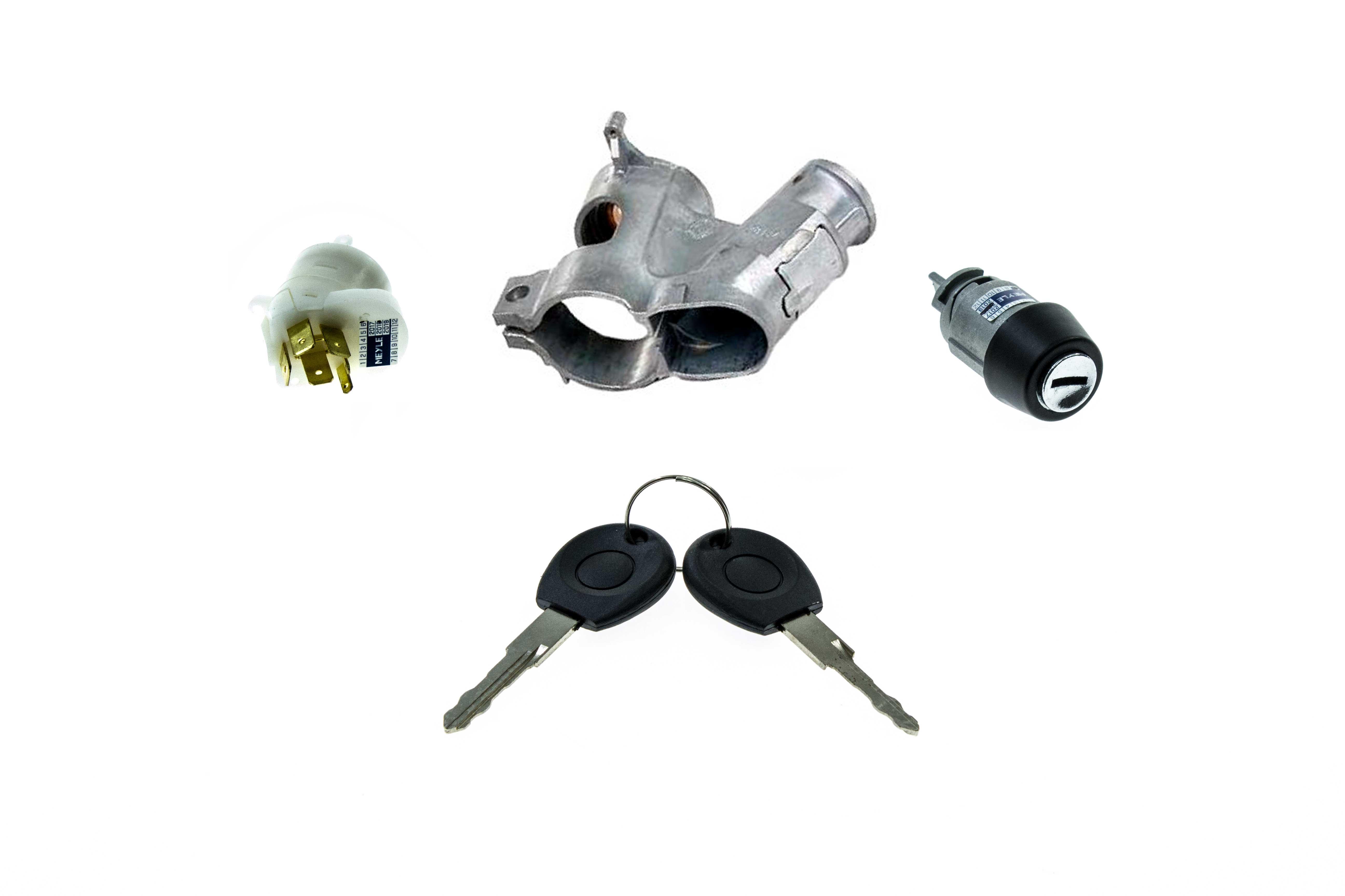 Vw MK1 Jetta Genuine HELLA Ignition Lock Cyl W// Keys