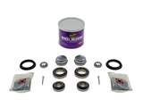 VWRRWHLBRGKIT AAZ Preferred Wheel Bearing Kit; Rear with Grease; KIT