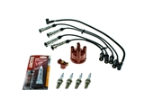 VWTUNEUP1KIT AAZ Preferred Ignition Tune-Up Kit; Cap, Rotor, Wires and Plugs; KIT