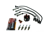 VWTUNEUP2KIT AAZ Preferred Ignition Tune-Up Kit; Cap, Rotor, Wires and Plugs; KIT