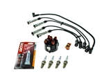 VWTUNEUP3KIT AAZ Preferred Ignition Tune-Up Kit; Cap, Rotor, Wires and Plugs; KIT