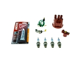 VWTUNEUP4KIT AAZ Preferred Ignition Tune-Up Kit; Cap, Rotor, Points, Condenser, Plugs; KIT
