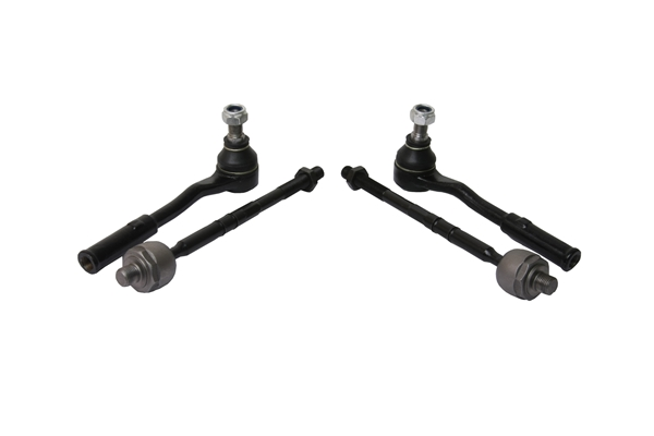 Mercedes KARLYN Set of 2 Tie Rod End Front Left and Right Outer 2303300403