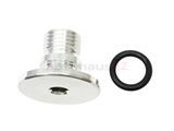 WHT000897A Genuine Oil Filter Housing Cap/Plug; With O-Ring