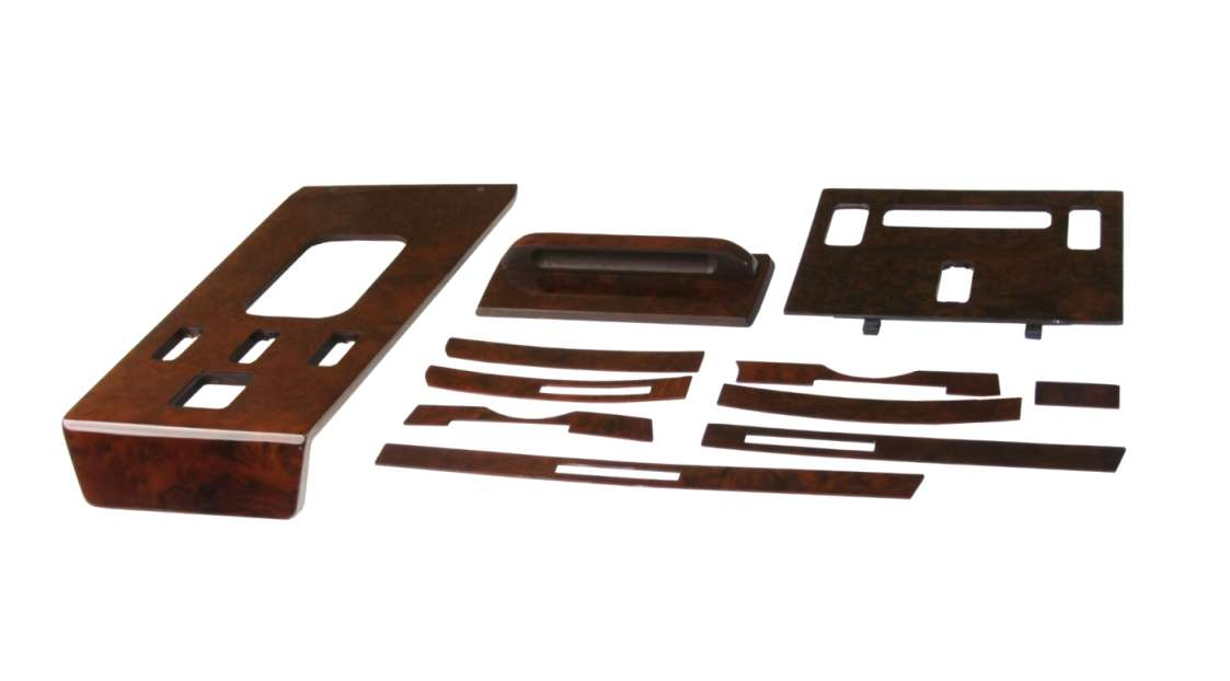 WK107BH URO Parts Interior Trim Kit; Burl Wood