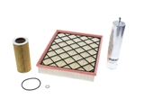 X535DFILTERKIT AAZ Preferred Air Filter; Air, Fuel and Oil Filter; KIT