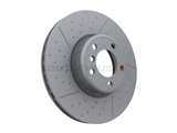 34106797602 Zimmermann Formula F Disc Brake Rotor