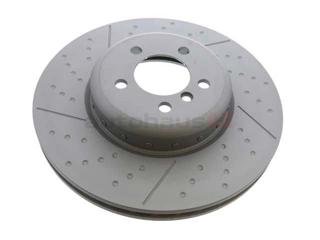 34106797603 Zimmermann Formula F Disc Brake Rotor