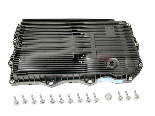 JDE36541 ZF Auto Trans Oil Pan and Filter Kit
