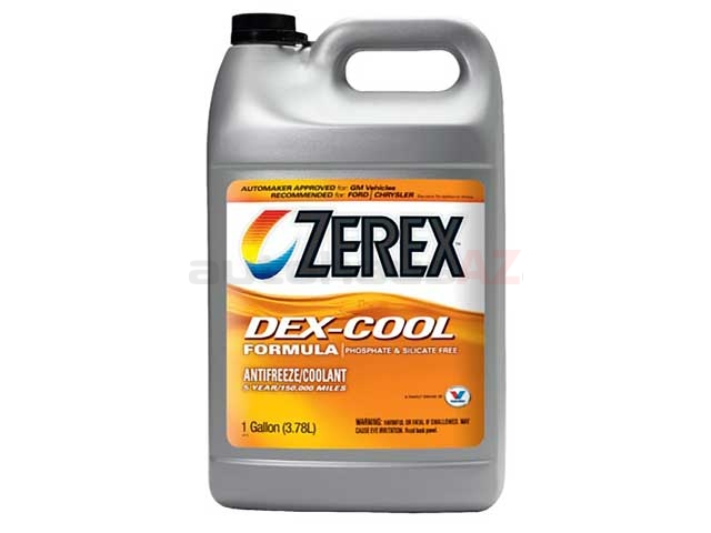 12346290 Zerex DEX-cool Antifreeze/Coolant