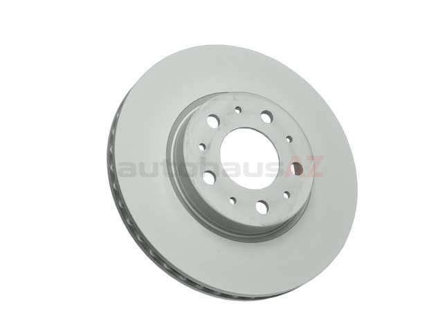 31262092 Zimmermann Coat Z Disc Brake Rotor; Front