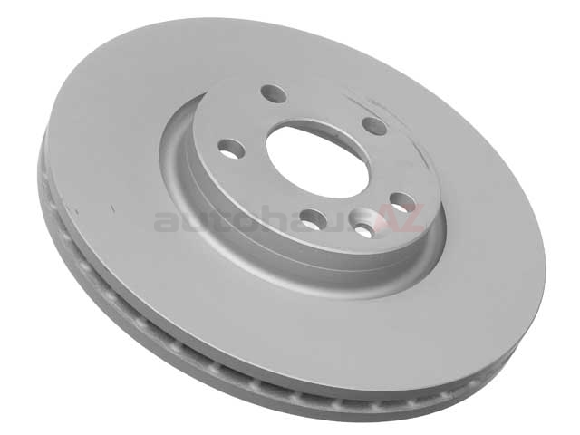 31341382 Zimmermann Coat Z Disc Brake Rotor; Front