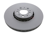 31400893 Zimmermann Coat Z Disc Brake Rotor