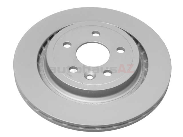 31471028 Zimmermann Coat Z Disc Brake Rotor; Rear