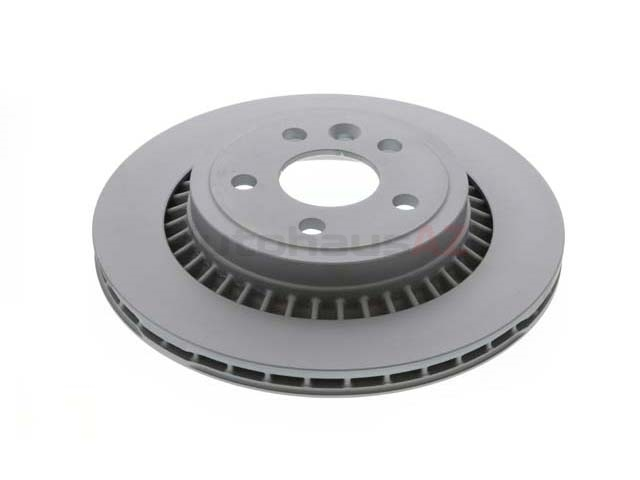 31471033 Zimmermann Coat Z Disc Brake Rotor; Rear
