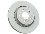 31471824 Zimmermann Coat Z Disc Brake Rotor