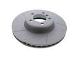 ZZ-34106797602 Zimmermann Coat Z Disc Brake Rotor