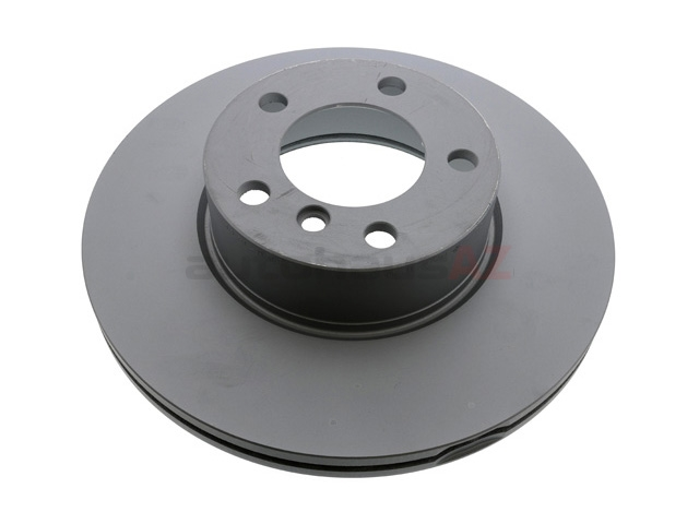 34116792219 Zimmermann Coat Z Disc Brake Rotor