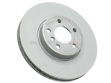 34116859679 Zimmermann Coat Z Disc Brake Rotor