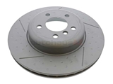 34206797600 Zimmermann Coat Z Disc Brake Rotor