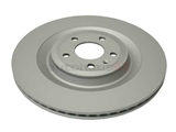 4H0615601P Zimmermann Coat Z Disc Brake Rotor