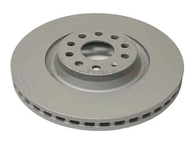 5Q0615301G Zimmermann Coat Z Disc Brake Rotor
