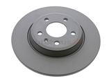 ZZ-8K0615601M Zimmermann Coat Z Disc Brake Rotor