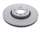 93171500 Zimmermann Coat Z Disc Brake Rotor