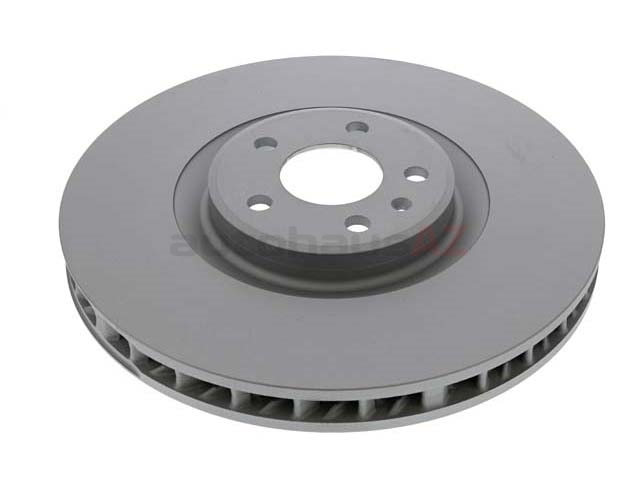 95B615301G Zimmermann Coat Z Disc Brake Rotor